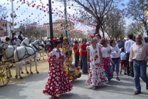 Августовская ярмарка в Малаге – Academia CILE – курсы испанского языка