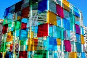 Музей Помпиду в Малаге – Academia CILE – курсы испанского языка