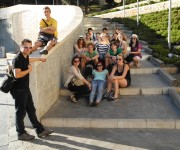 Excusion avec des professeurs a Malaga, CILE