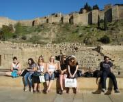 visitas de alcazaba en malaga