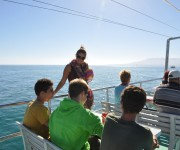 Balade en bateau a Malaga