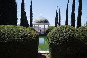 La Concepcion Botanical Garden is a must to visit in Malaga