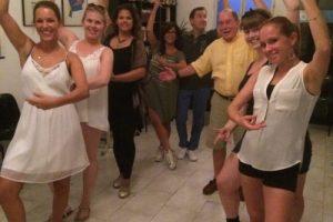 Freizeitaktivität – Sevillanas Tanzkurs