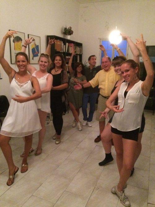 Sevillanas Tanzkurs - Spanischkurse in Malaga bei CILE