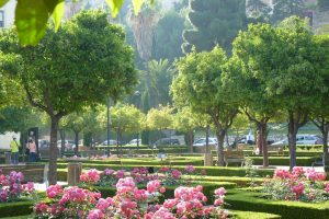 Kostenlos unterwegs in Malaga