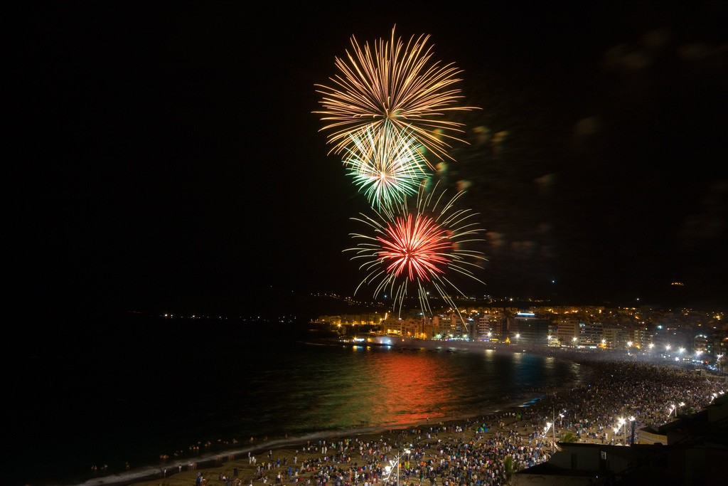 Midsummer celebration - spanish courses in Malaga by Academia CILE