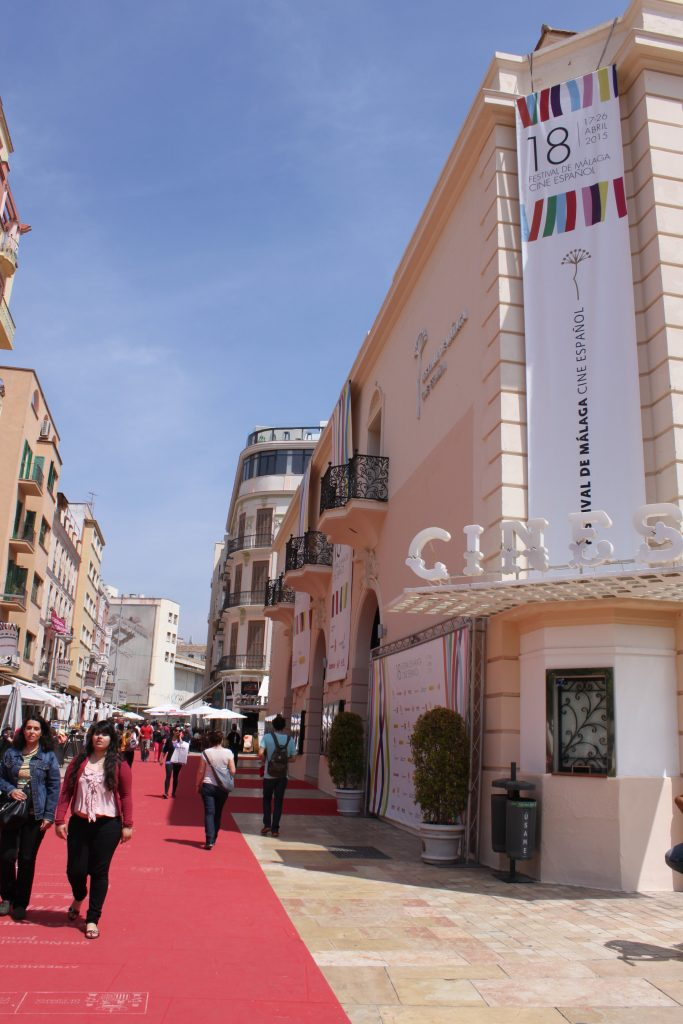 Kinos in Malaga - Spanischkurse bei CILE