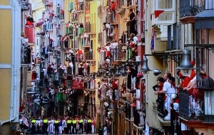 Spanish Fiestas: San Fermín - learn Spanish at Academia CILE