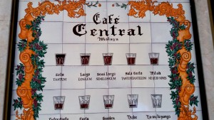 study Spanish in Malaga and discover the types of coffee