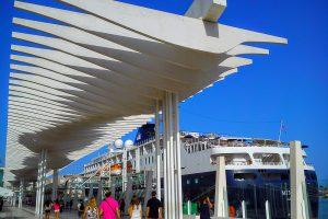 Der Hafen von Malaga – eine Augenweide