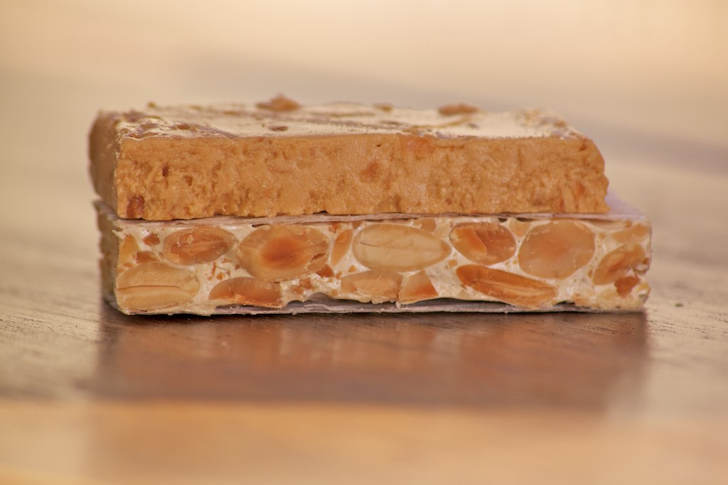 Christmas sweets: Turron - study Spanish in Malaga at Academia CILE