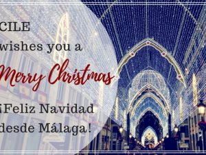 Merry Christmas from Malaga