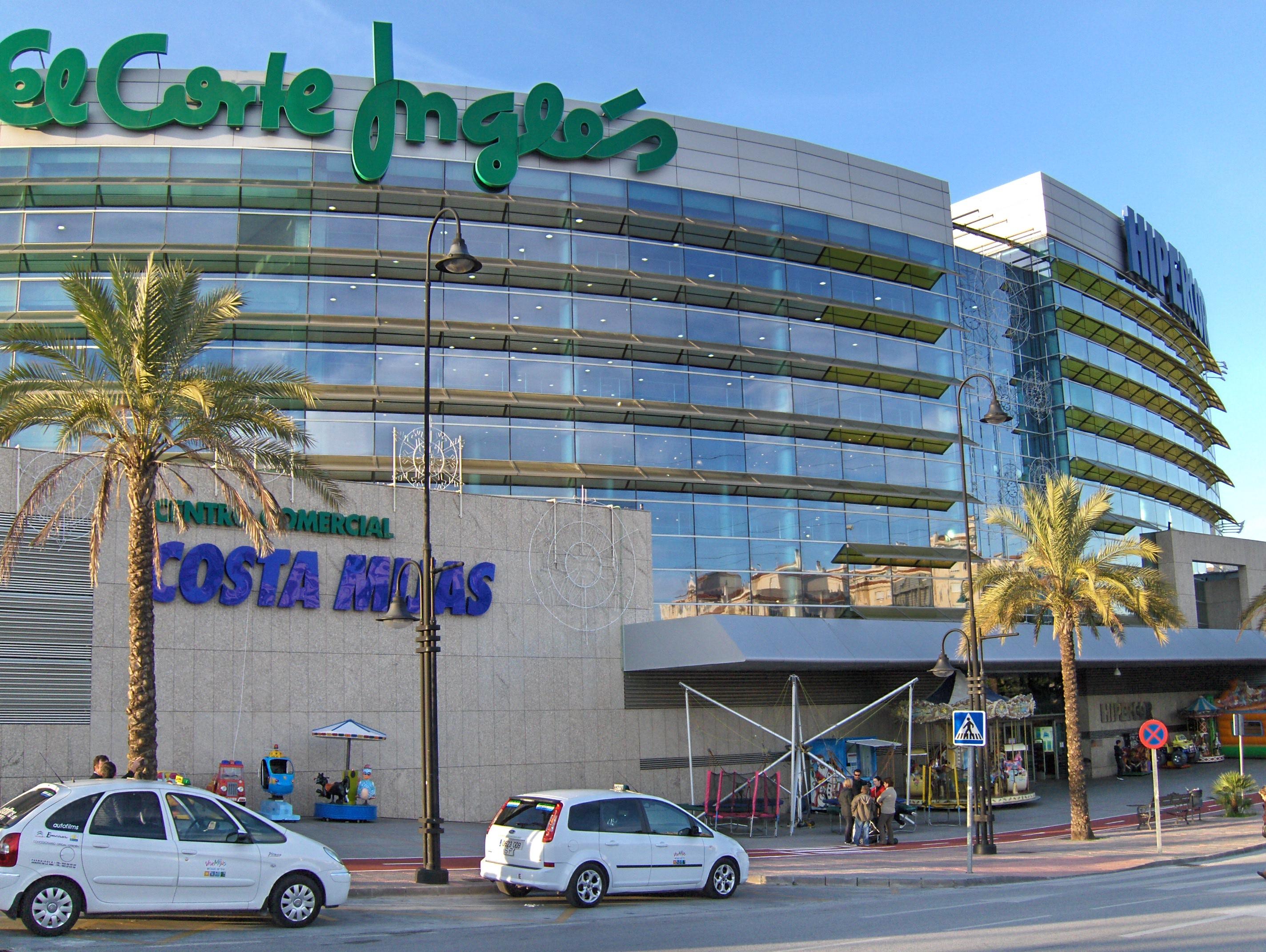 шопинг в Малаге