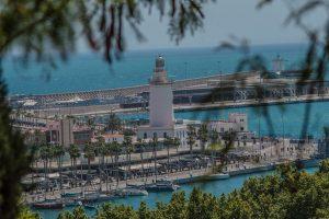 Einer der schönsten Orte in Malaga