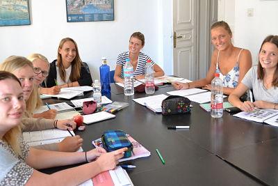 Gruppe Frankfurt - Spanischkurse bei CILE