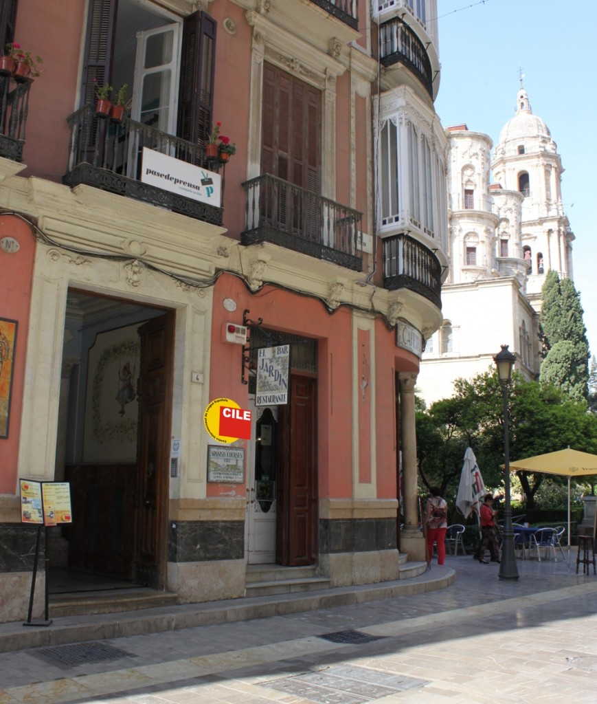 École d'espagnol à Malaga