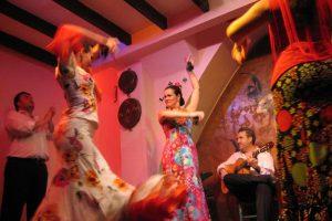 Искусство фламенко – Academia CILE – курсы испанского языка
