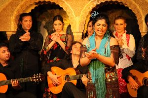Flamenco music and dance – Spanish courses in Spain by Academia CILE