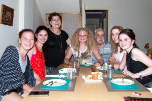Das Leben in einer Gastfamilie hat seine Vorteile