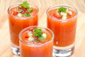 Die berühmteste kalte Suppe Spaniens – Gazpacho