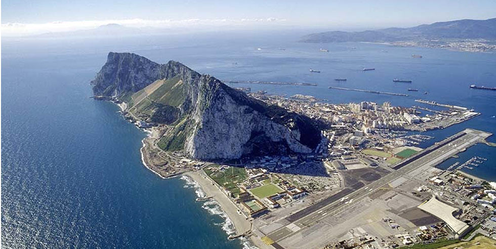 Gibraltar - study Spanish in Malaga at Academia CILE