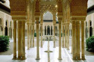Atrakcje Andaluzji – Granada i Alhambra