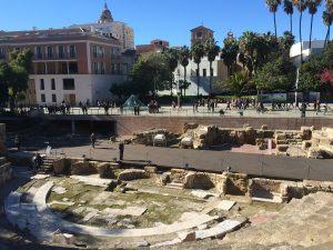 Teatro Romano - Spanischkurse bei CILE