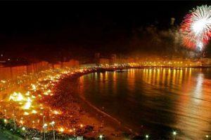 Das Johannisfest in Málaga miterleben
