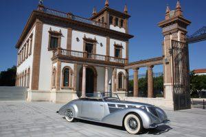 Автомобильный музей в Малаге – Academia CILE – курсы испанского языка