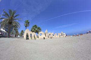 Beaches in Spain: Malagueta – study Spanish in Malaga at Academia CILE