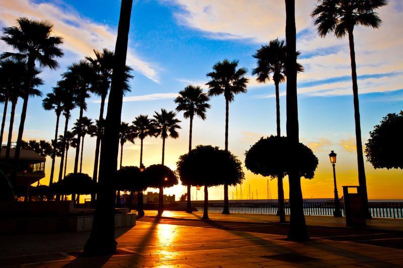 популярный курорт Испании