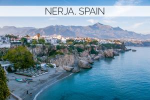 Nerja: wunderschönes Ausflugziel in der Nähe von Malaga