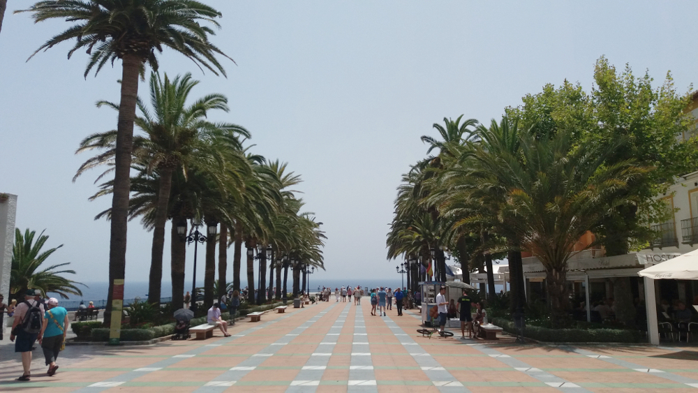Nerja - Academia CILE - Spanischkurse in Malaga