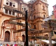 Fotogalerie Spanischkurse - Zum CILE kommen Sprachschüler aus aller Welt