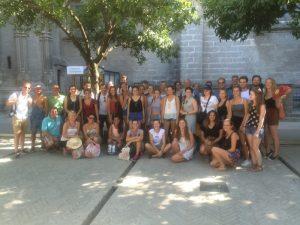 Ausflug nach Sevilla - Sprachkurs in Malaga bei CILE