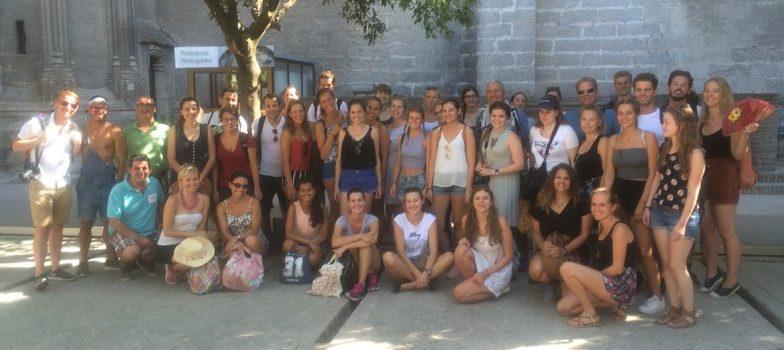 Sprschklurs in Malaga bei CILE