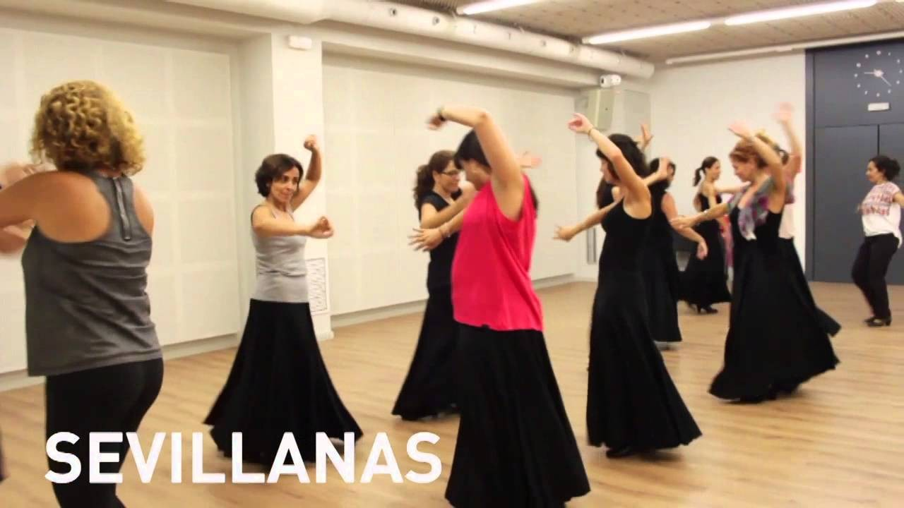 Kostenloser Flamencokurs bei Academia CILE - Spanischkurse in Malaga
