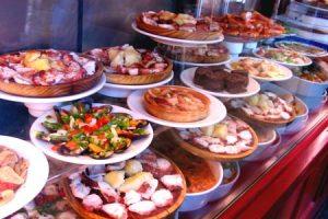 Традиционные блюда Андалусии – Academia CILE – курсы испанского языка