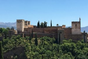 A weekend in Granada