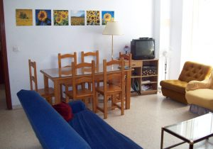Shared apartment in Malaga - study Spanish in Spain with Academia CILE