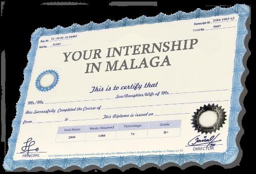 Intenrship in Malaga