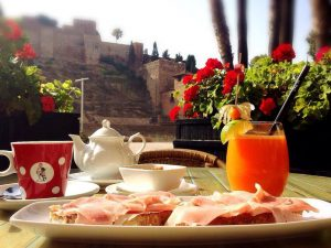 I. Breakfast recommendations Málaga