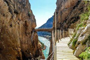 Caminito del Rey – der einst gefährlichste Wanderweg Europas