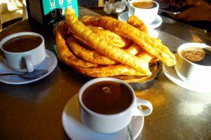 Churrosy z czekoladą…czyli jak idealnie rozpocząć dzień