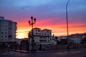 Herbst in Malaga