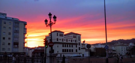 Herbst in Malaga - Sprachkurse bei CILE