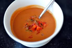 Spanish dishes: Gazpacho - study Spanish in Malaga by Academia CILE