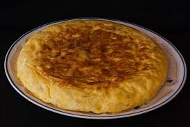Spanish cuisine: la tortilla - learn Spanish in Malaga at Academia CILE