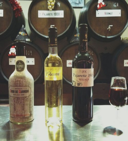 wines in andalusia