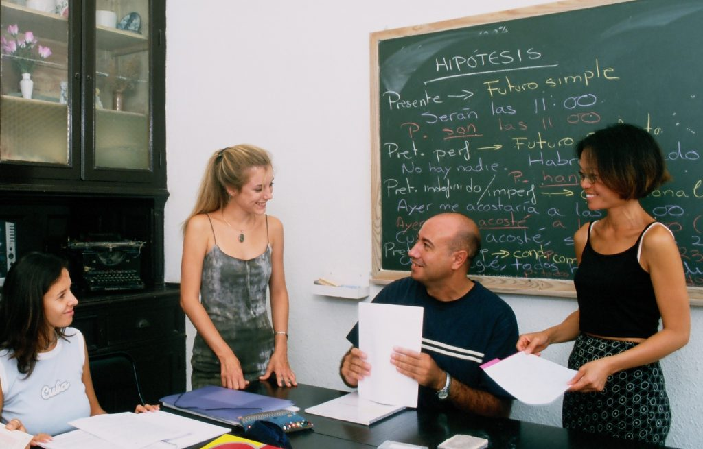 Standardowy kurs hiszpańskiego